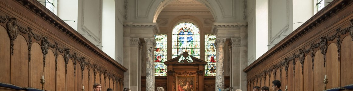 Image of Pembroke College chapel