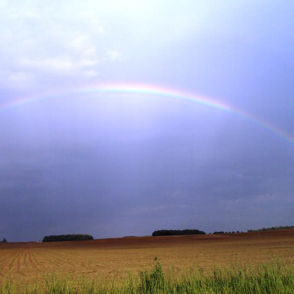 Rainbow by Dark Center of the Universe (CC)