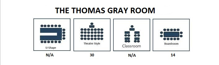room configurations THE TGR